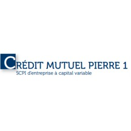 SCPI CREDIT MUTUEL PIERRE 1